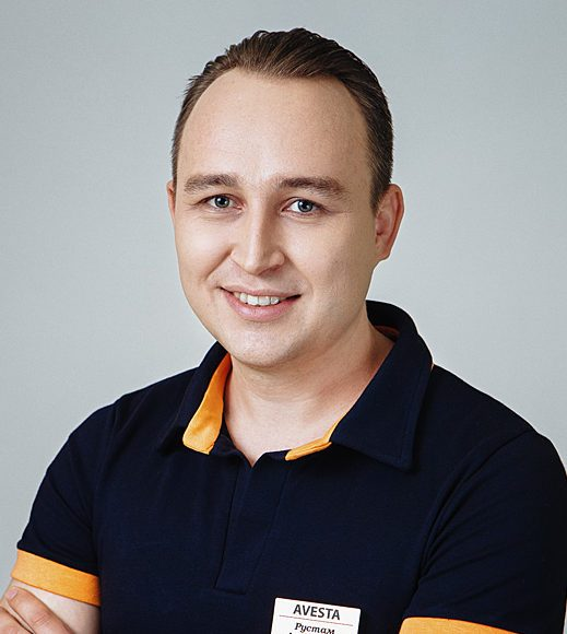 Икрамов Рустам Анварович